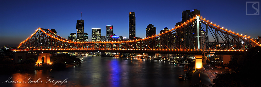 Story Bridge Brisbane Queensland Australien