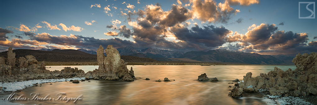 Wind Of Change Mono Lake Sierra Nevada Kalifornien USA