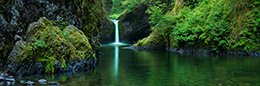 Tranquility Columbia River Gorge Oregon USA